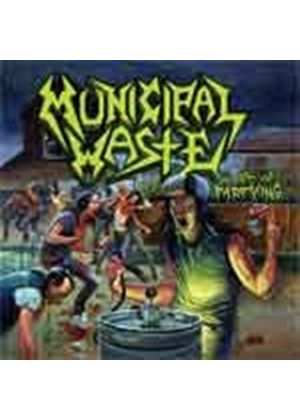 Municipal Waste - The Art Of Partying (Music CD)