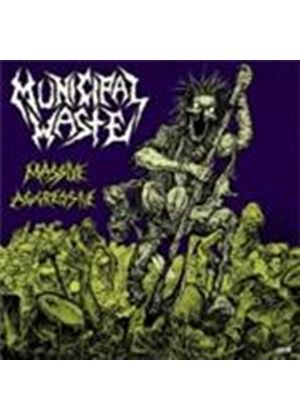Municipal Waste - Massive Aggressive (Music CD)