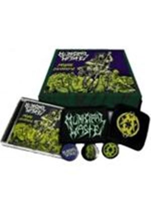 Municipal Waste - Massive Aggressive (Special Fan Box Edition) (Music CD)