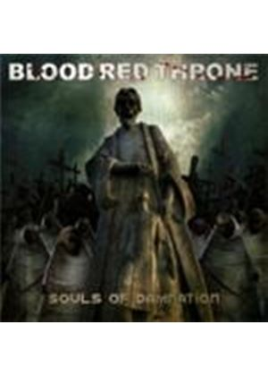 Blood Red Throne - Souls Of Damnation (Music CD)