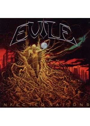 Evile - Infected Nations (Limited Redux Edition) (Music CD)
