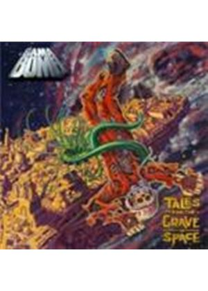 Gama Bomb - Tales From The Grave In Space (Music CD)