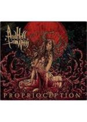 And Hell Followed With - Proprioception (Music CD)