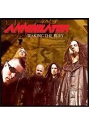 Annihilator - Waking The Fury [ECD] (Music CD)
