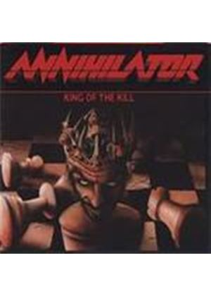 Annihilator - King Of The Kill [ECD] (Music CD)