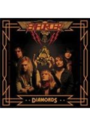 Enforcer - Diamonds (Music CD)