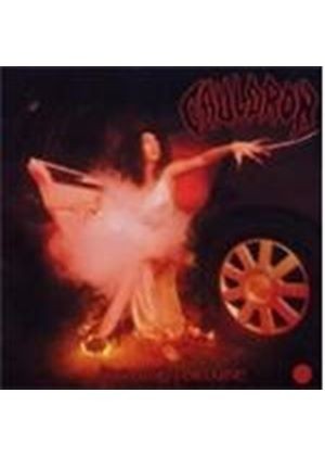 Cauldron - Burning Fortune (Limited Deluxe Edition) (Music CD)
