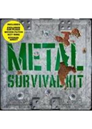Various Artists - Metal Survival Kit (+DVD)