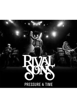 Rival Sons - Pressure & Time - Redux (CD + DVD) (Music CD)
