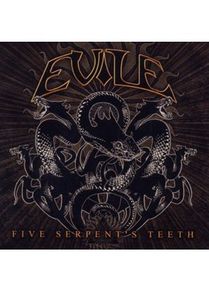 Evile - Five Serpent's Teeth (Music CD)
