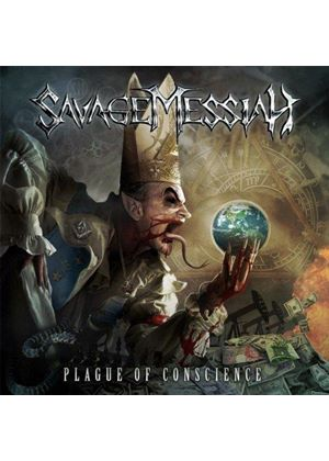 Savage Messiah - Plague of Conscience (Music CD)