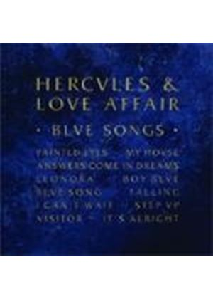 Hercules & Love Affair - Blue Songs (Music CD)
