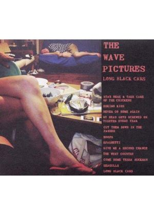 Wave Pictures (The) - Long Black Car (Music CD)