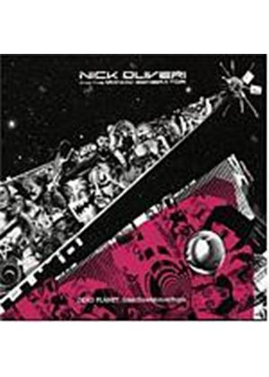 Nick Oliveri And The Mondo Generator - Dead Planet: Sonicslowmotiontrails (Music CD)