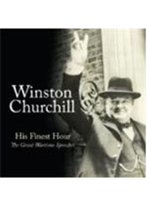 Winston Churchill - His Finest Hour