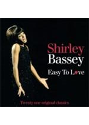 Shirley Bassey - Easy To Love (Music CD)