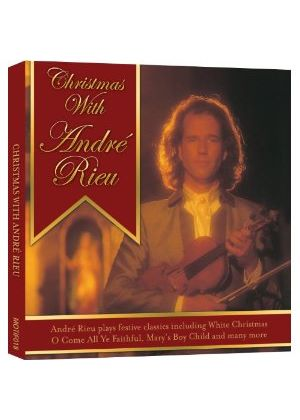 Christmas With André Rieu (Music CD)