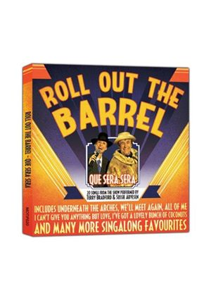 Terry Bradford - Roll Out The Barrel (Que Sera Sera) (Music CD)
