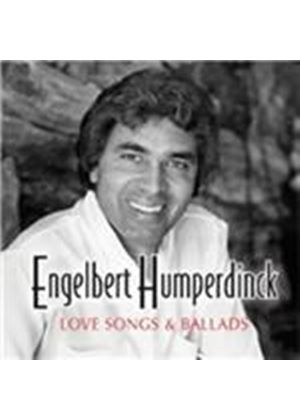 Engelbert Humperdinck - Love Songs & Ballads (Music CD)