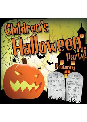 Various Artists - Children's Hallowe'en Party (Music CD)
