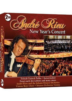 New Year's Concert (Music CD)