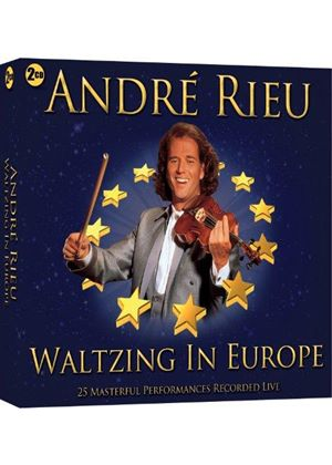 Andre Rieu - Waltzing In Europe (Music CD)