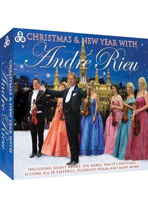 Andre Rieu's Christmas and New Year (Music CD)