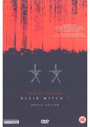 Blair Witch 2-Book Of Shadows.