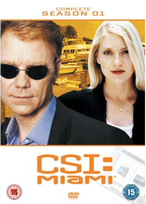 CSI Miami: The Complete Season 1