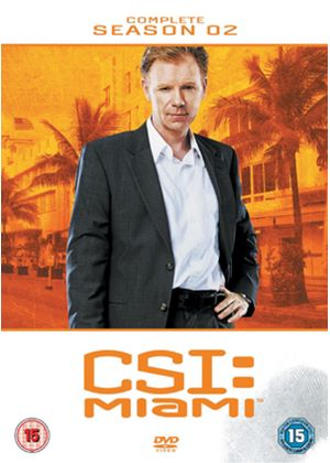 CSI Miami: The Complete Season 2