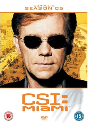 CSI Miami: The Complete Season 5