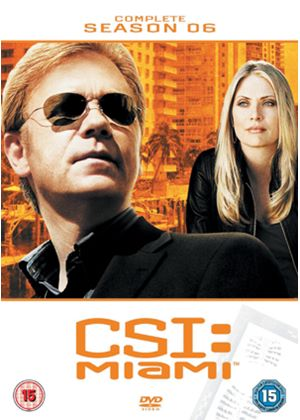 CSI Miami: The Complete Season 6