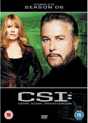 CSI - Crime Scene Investigation: The Complete Season 6
