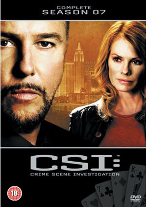 CSI - Crime Scene Investigation: The Complete Season 7