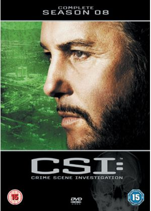 CSI - Crime Scene Investigation: The Complete Season 8