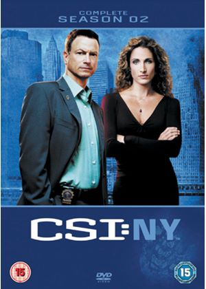 CSI New York: Complete Season 2