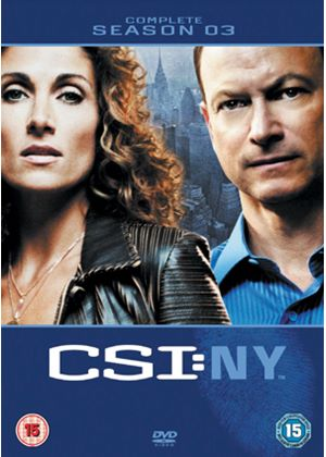 CSI New York: Complete Season 3