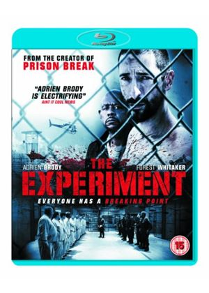 Experiment (Blu-Ray)