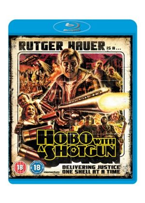 Hobo with a Shotgun (Blu-ray)