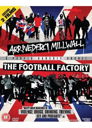 The Football Factory / Arrivederci Millwall
