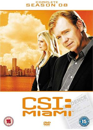 CSI Miami - Complete Season 8