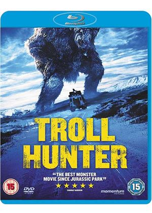 Troll Hunter (Blu-ray)