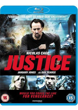 Justice (Blu-Ray)