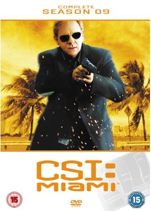 CSI: Crime Scene Investigation - Miami - Season 9