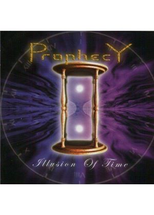 Prophecy - Illusion of Time (Music CD)