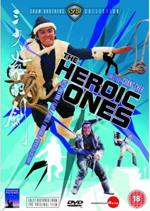 Shaw Brothers Collection 1, The - The Heroic Ones