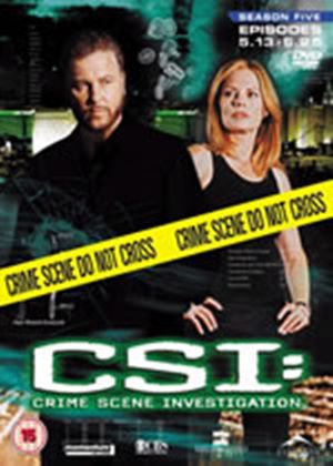 CSI: Crime Scene Investigation - Season 5 Part 2