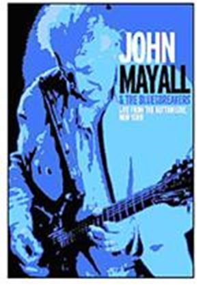 John Mayall And The Bluesbreakers - Live At The Bottom Line New York 1992