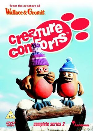 Creature Comforts Complete Series 2 (Animated)