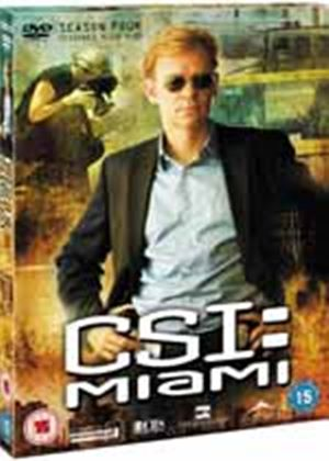 CSI: Miami - Season 4 Part 2